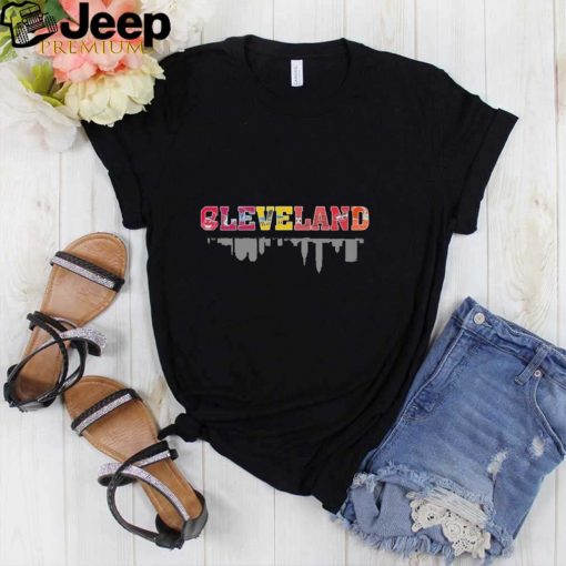 Cleveland Sports City Cleveland Indians Cleveland Cavaliers Cleveland Browns shirt