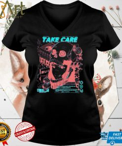 Genki Ghost you got one chance dont miss take care shirt